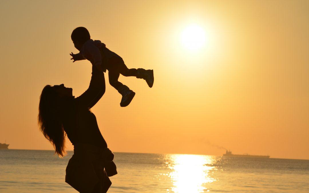 Infancia feliz para un cerebro sano toda la vida