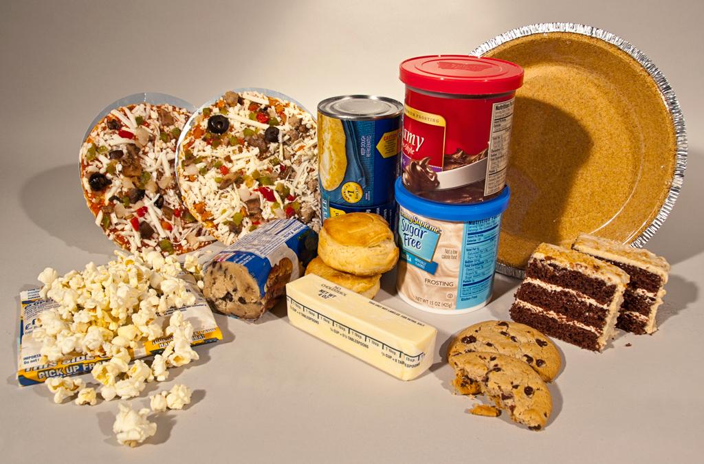 Grasas hidrogenadas en los alimentos: Un veneno para el cerebro