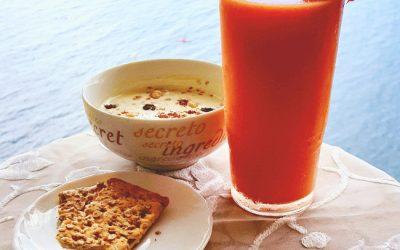 Empezar el día con desayuno cerebral