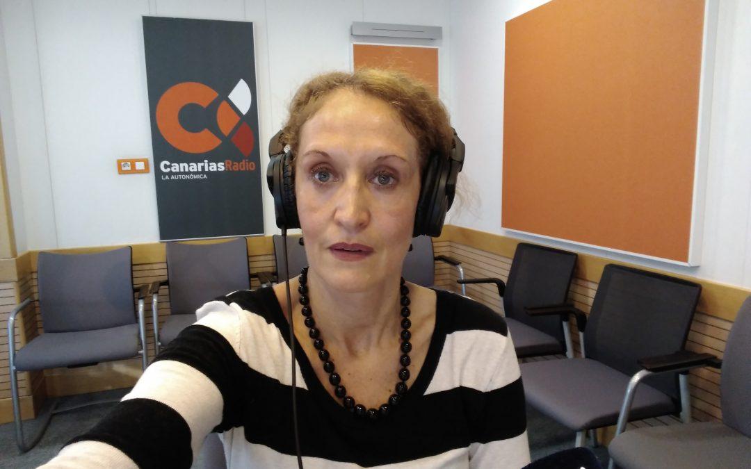 Entrevista en la Radio sobre la Salud del Cerebro.