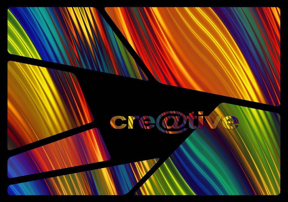 ¡Larga vida a la creatividad!