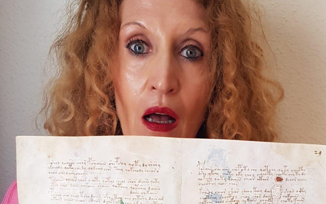 ¿El manuscrito Voynich contiene un conectoma?