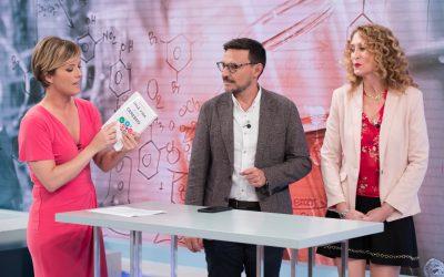 Programa La Mañana TVE1.