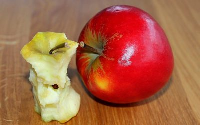 Tres sabrosas recetas con manzana.